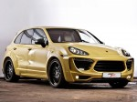 Met-R Porsche Cayenne Radical Star 958 2010 Photo 03