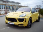 Met-R Porsche Cayenne Radical Star 958 2010 Photo 05
