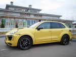 Met-R Porsche Cayenne Radical Star 958 2010 Photo 09