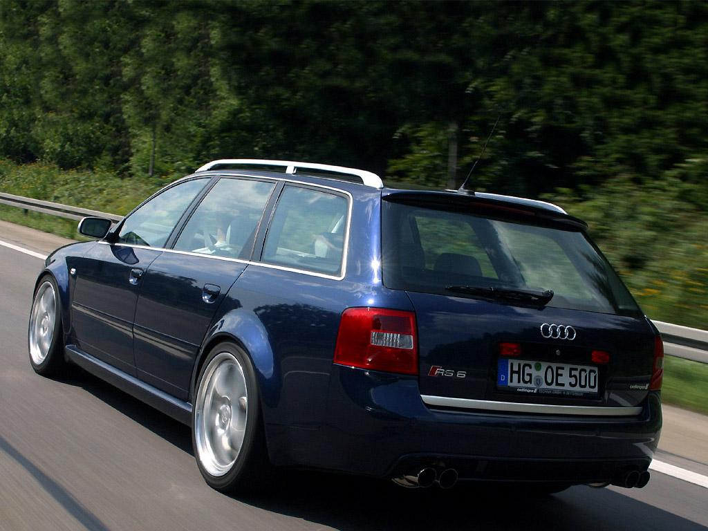 Oettinger Audi Rs6 Avant 4bc5 2004 2007 Oettinger Audi Rs6