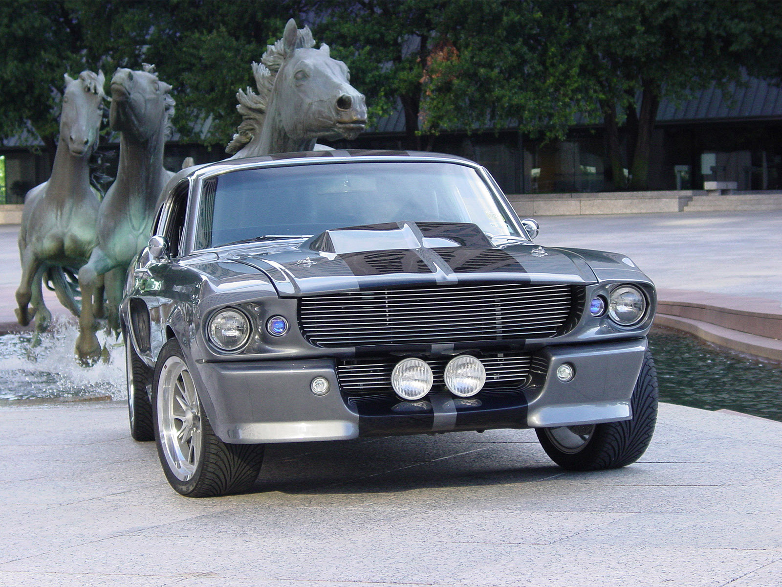 1967 Shelby Cobra Mustang GT500 Eleanor