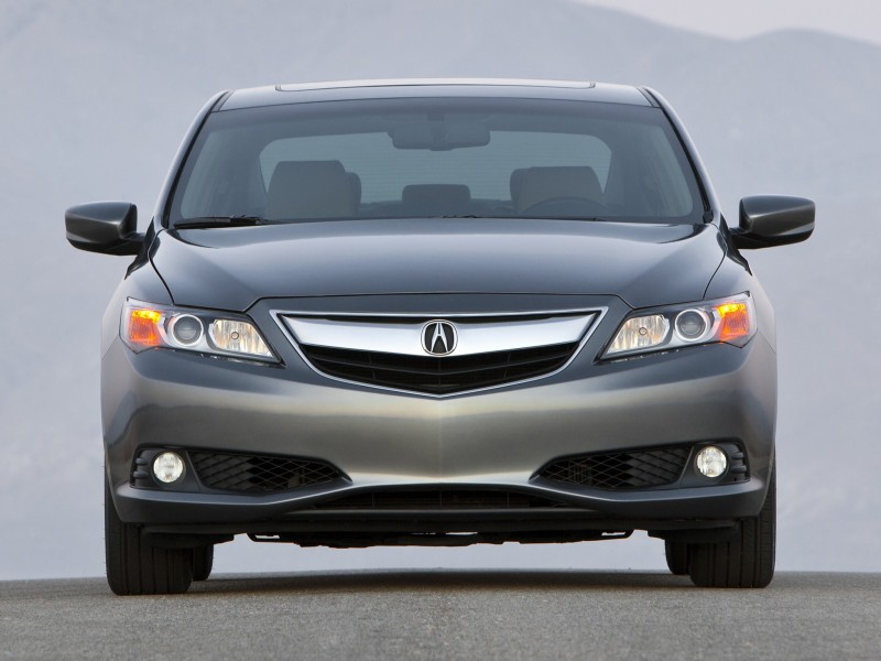 Acura ILX 2.0L 2012 Photo 02