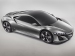 Acura NSX Concept 2012 Photo 01