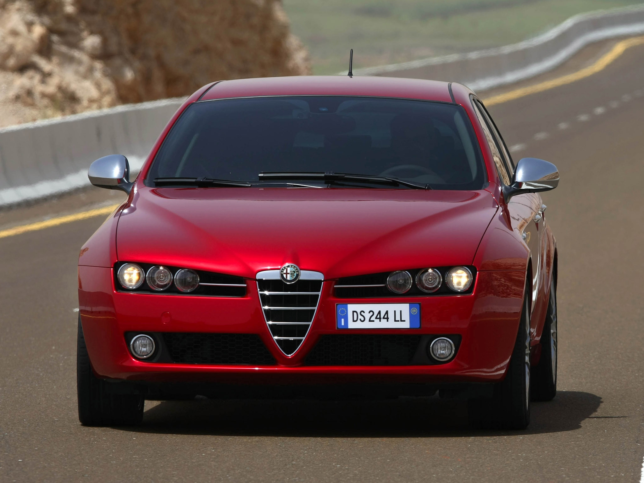 alfa romeo 159 sw 2009 alfa romeo 159 sw 2009 photo 13 car in pictures car photo gallery. Black Bedroom Furniture Sets. Home Design Ideas