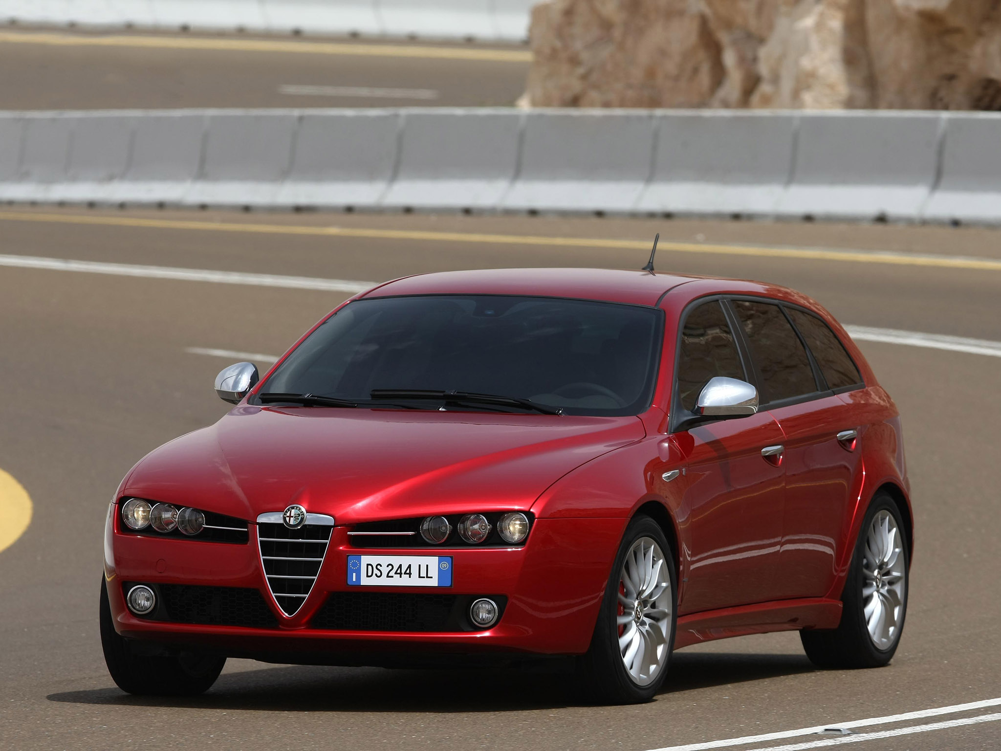 alfa romeo 159 sw 2009 alfa romeo 159 sw 2009 photo 33 car in pictures car photo gallery. Black Bedroom Furniture Sets. Home Design Ideas
