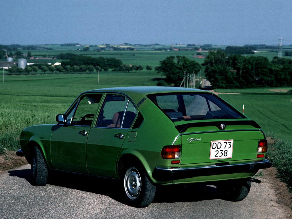 Alfa Romeo Alfasud 1977-1980 Alfa Romeo Alfasud 1977-1980 Photo 01 – Car in pictures - car photo ...