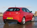 Alfa Romeo Giulietta TCT UK 2012 Photo 02