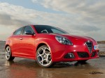 Alfa Romeo Giulietta TCT UK 2012 Photo 03