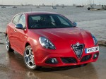 Alfa Romeo Giulietta TCT UK 2012 Photo 07