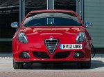 Alfa Romeo Giulietta TCT UK 2012 Photo 10