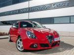 Alfa Romeo Giulietta TCT UK 2012 Photo 11