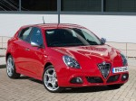 Alfa Romeo Giulietta TCT UK 2012 Photo 13