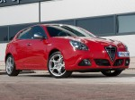 Alfa Romeo Giulietta TCT UK 2012 Photo 15