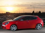 Alfa Romeo Giulietta TCT UK 2012 Photo 17