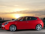 Alfa Romeo Giulietta TCT UK 2012 Photo 18