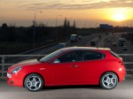 Alfa Romeo Giulietta TCT UK 2012 Photo 19