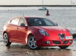 Alfa Romeo Giulietta TCT UK 2012 Photo 21