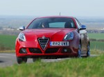 Alfa Romeo Giulietta TCT UK 2012 Photo 22