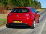 Alfa Romeo Giulietta TCT UK 2012 Photo 25