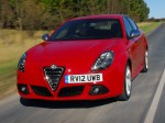 Alfa Romeo Giulietta TCT UK 2012 Photo 26
