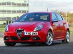 Alfa Romeo Giulietta TCT UK 2012 Photo 27