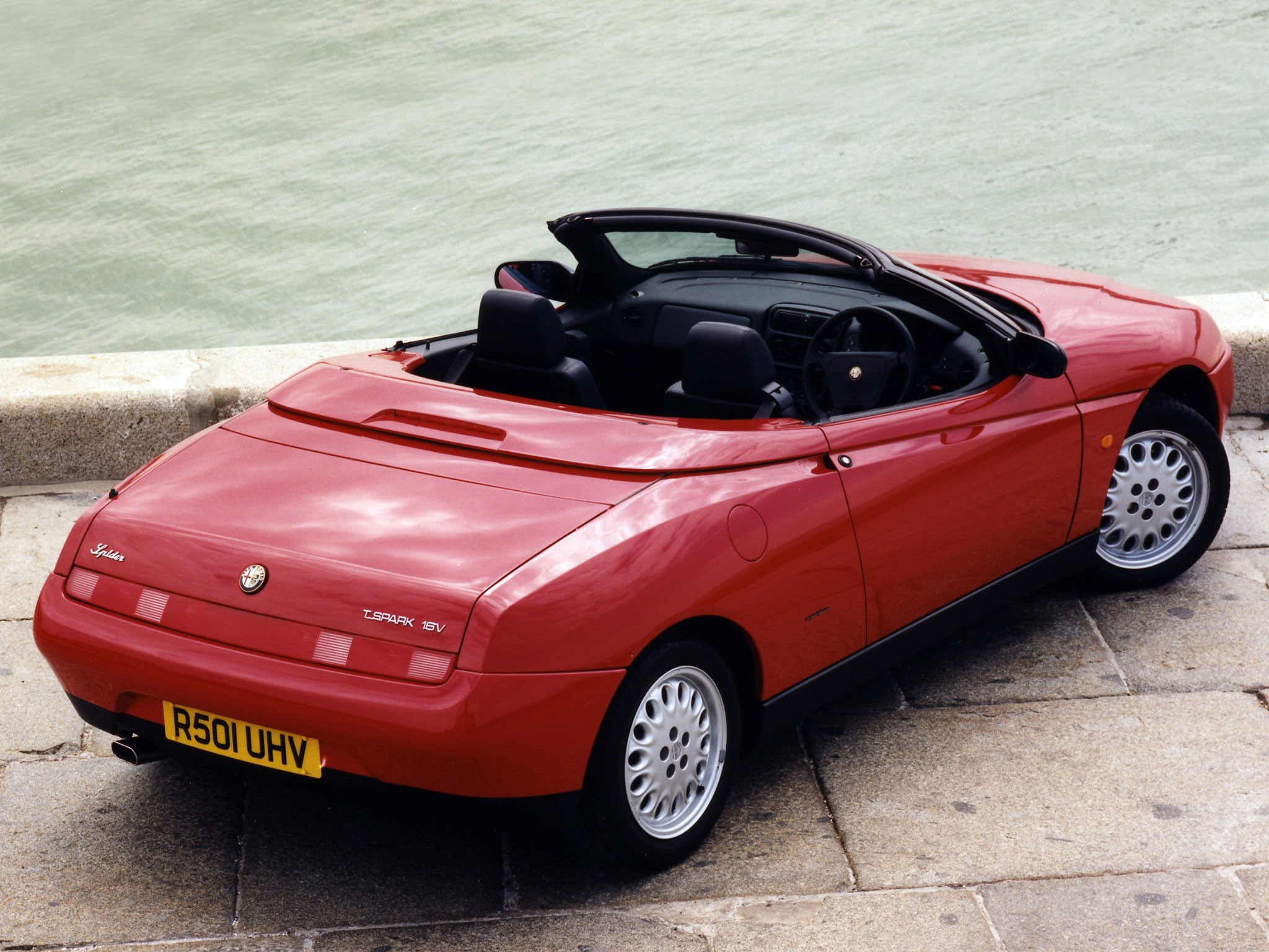 Alfa Romeo Spider UK Alfa Romeo Spider UK - 1994 alfa romeo spider