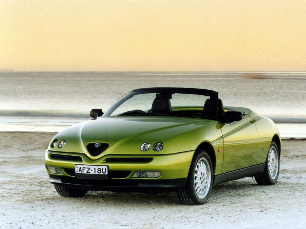 alfa romeo spider 916 uk 1994 1989 alfa romeo spider 916. Black Bedroom Furniture Sets. Home Design Ideas