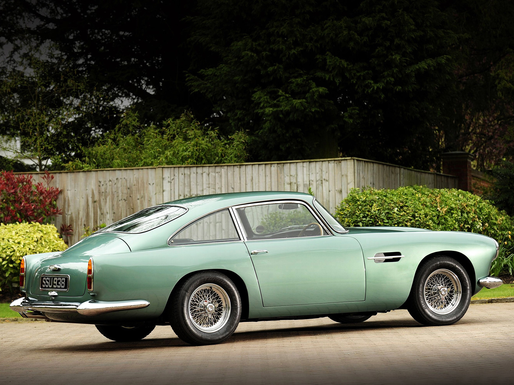 Aston Martin Db4 1958 1963 Photo 08 Car In Pictures Car Photo Gallery