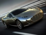 Aston Martin Gauntlet Concept Design by Ugur Sahin 2010 Photo 18
