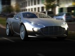 Aston Martin Gauntlet Concept Design by Ugur Sahin 2010 Photo 22