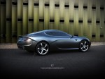 Aston Martin Gauntlet Concept Design by Ugur Sahin 2010 Photo 24