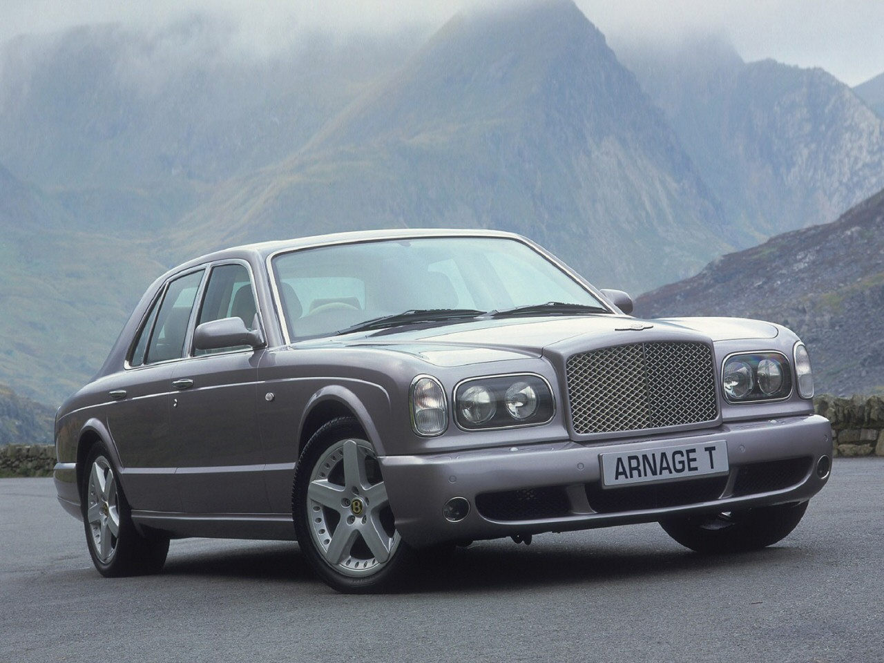 Bentley Arnage T 2002 Bentley Arnage T 2002 Photo 02 – Car in ...