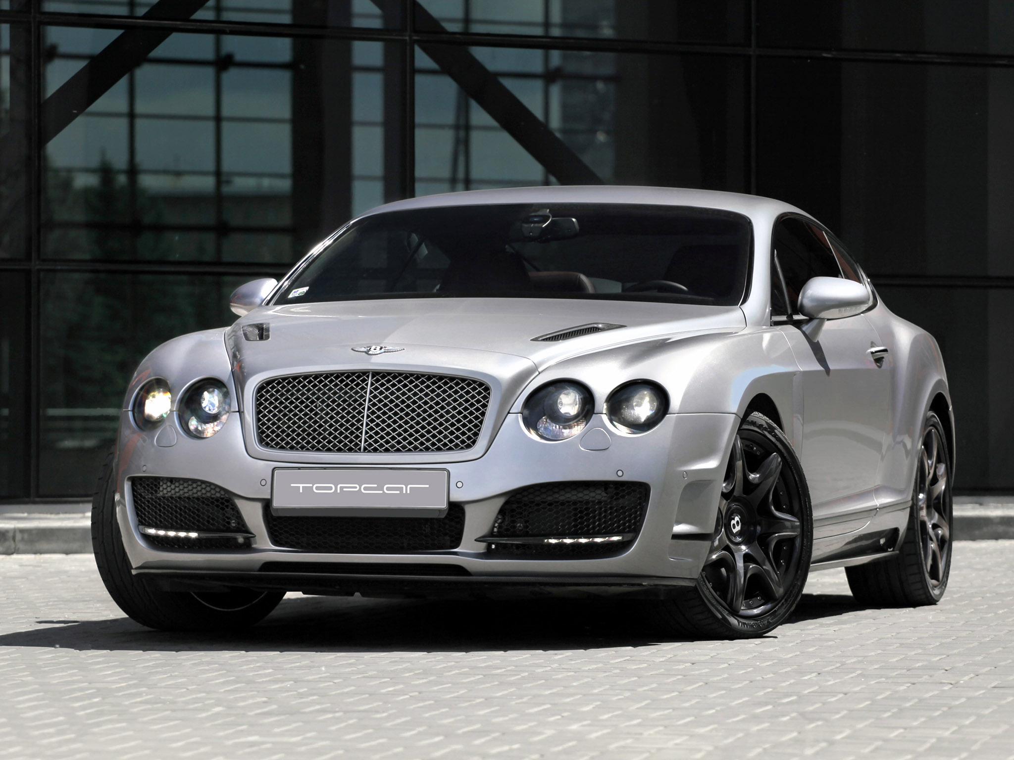 Bentley Continental-