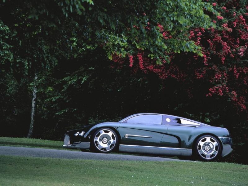 Bentley Hunaudieres Concept 1999 Bentley Hunaudieres Concept 1999 Photo 02 Car In Pictures