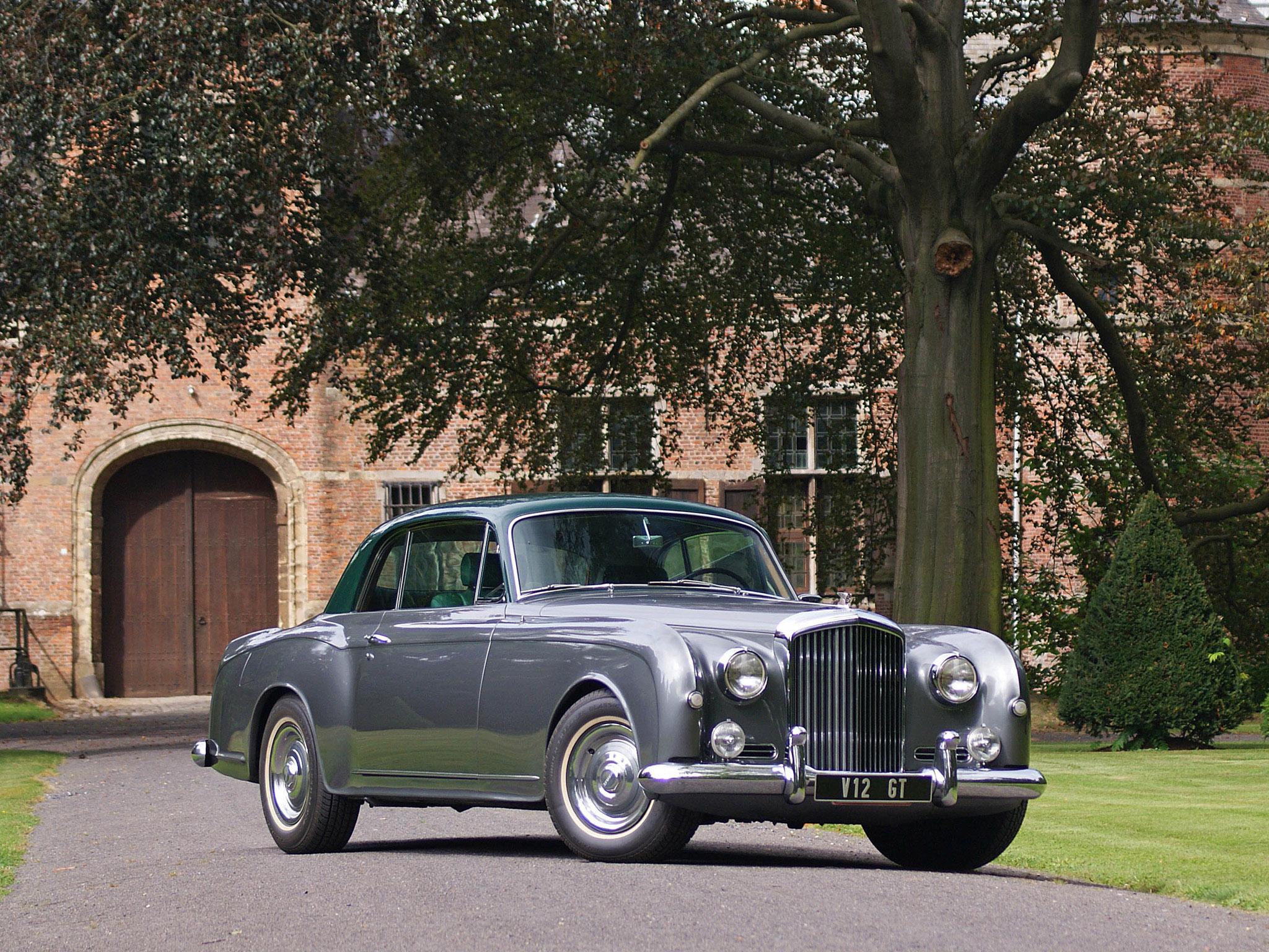 Bentley S1 Continental 1955 1959 Bentley S1 Continental