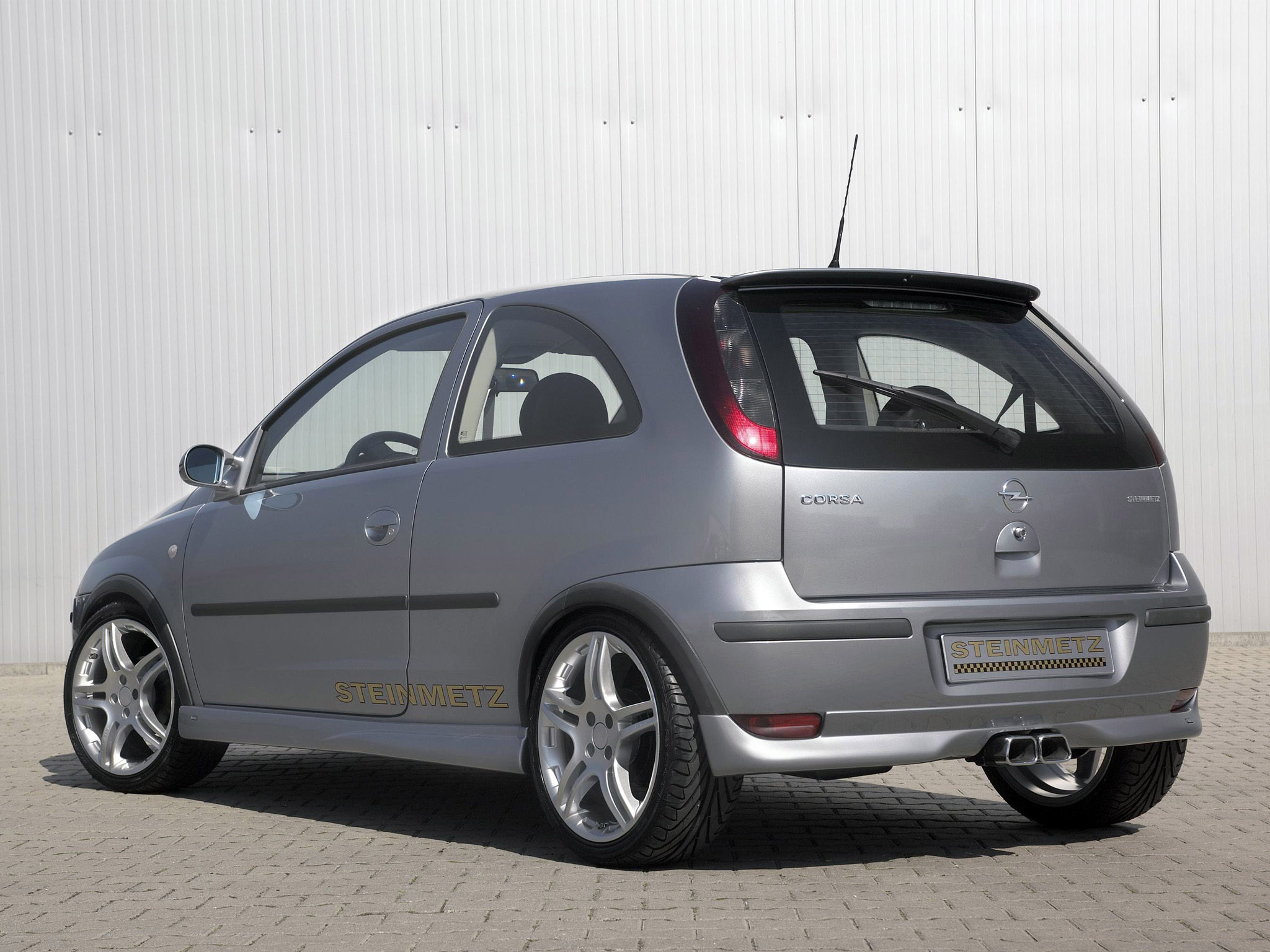 steinmetz opel corsa c 3 door 2004 steinmetz opel corsa c 3 door 2004 photo 03 car in pictures. Black Bedroom Furniture Sets. Home Design Ideas
