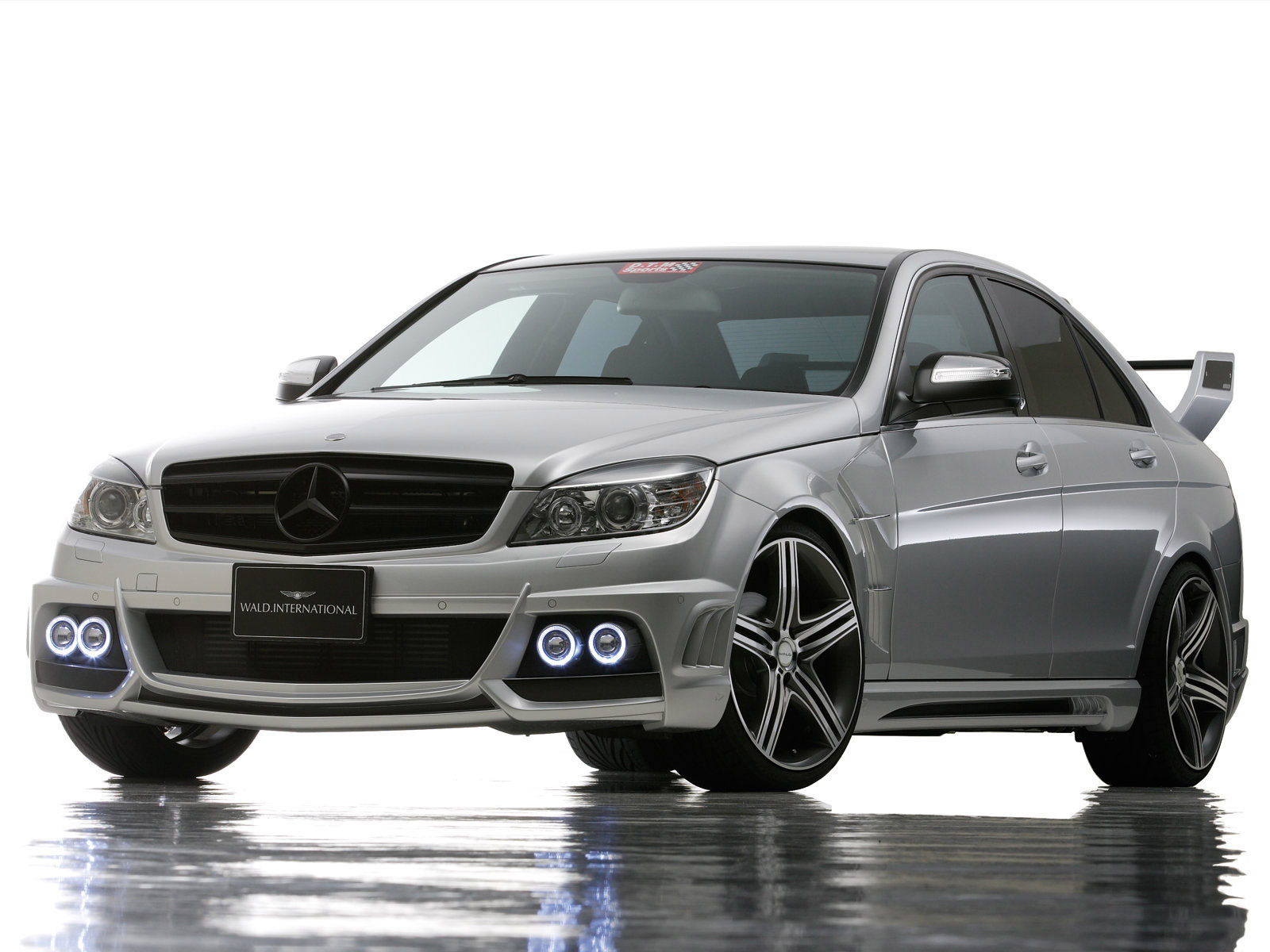wald mercedes c klasse w204 2008 wald mercedes c klasse w204 2008 photo 01 car in pictures. Black Bedroom Furniture Sets. Home Design Ideas