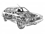 Chrysler Simca 1307 1975-1980 Photo 02