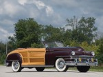 Chrysler Town &amp; Country Convertible 1948 Photo 02