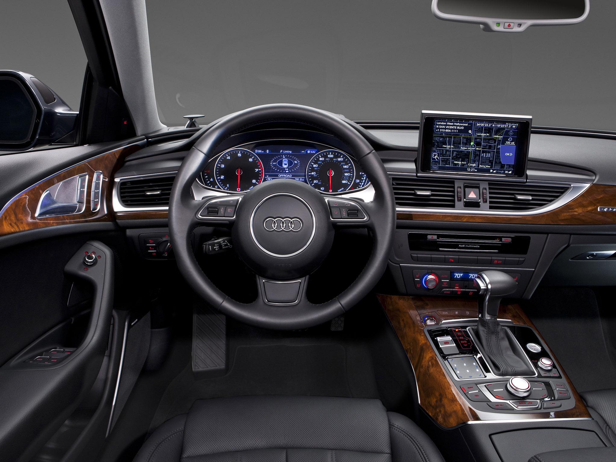 Audi A6 3 0t S Line Sedan Usa 2011 Audi A6 3 0t S Line
