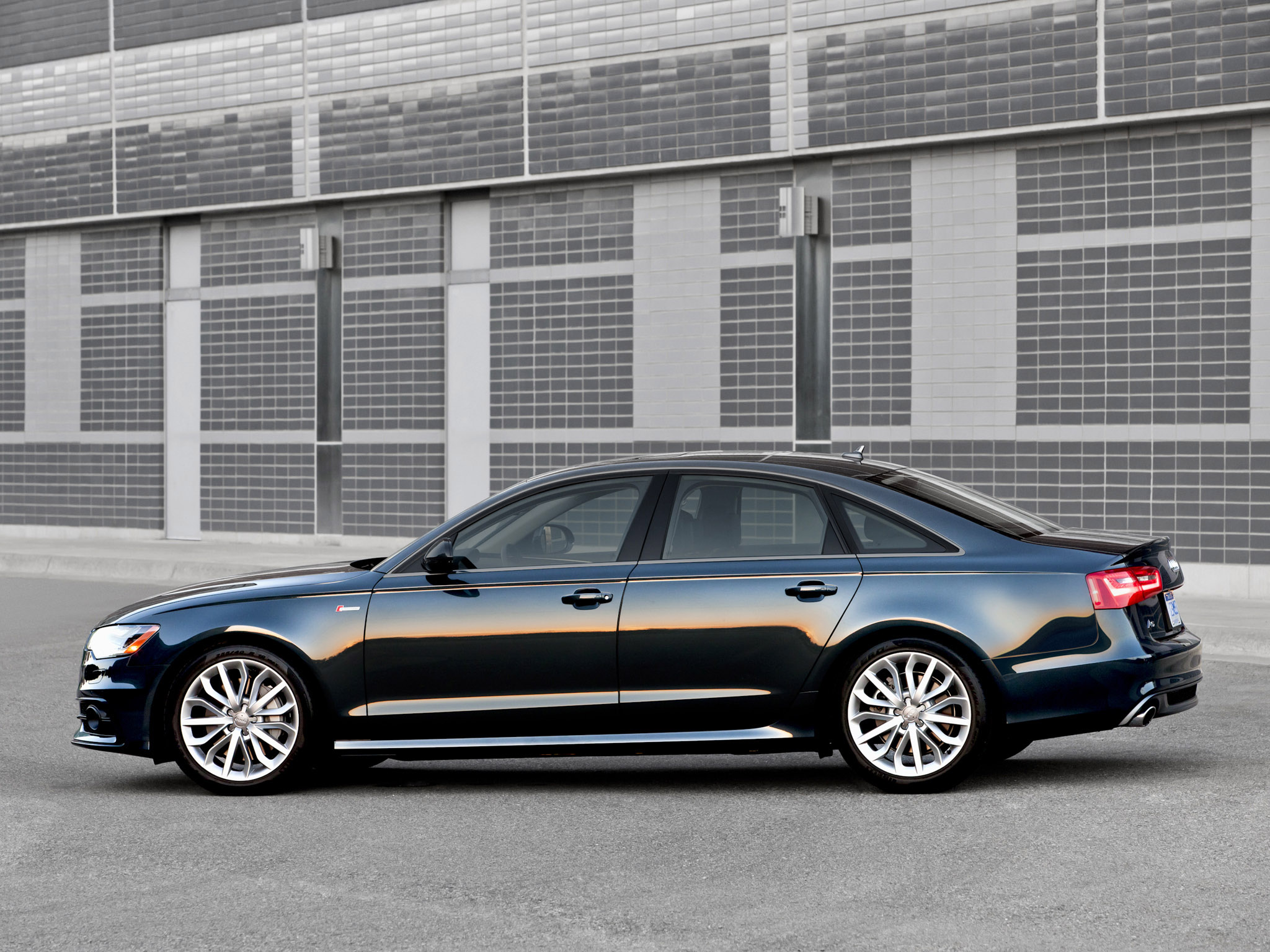 audi a6 3 0t s line sedan usa 2011 audi a6 3 0t s line. Black Bedroom Furniture Sets. Home Design Ideas