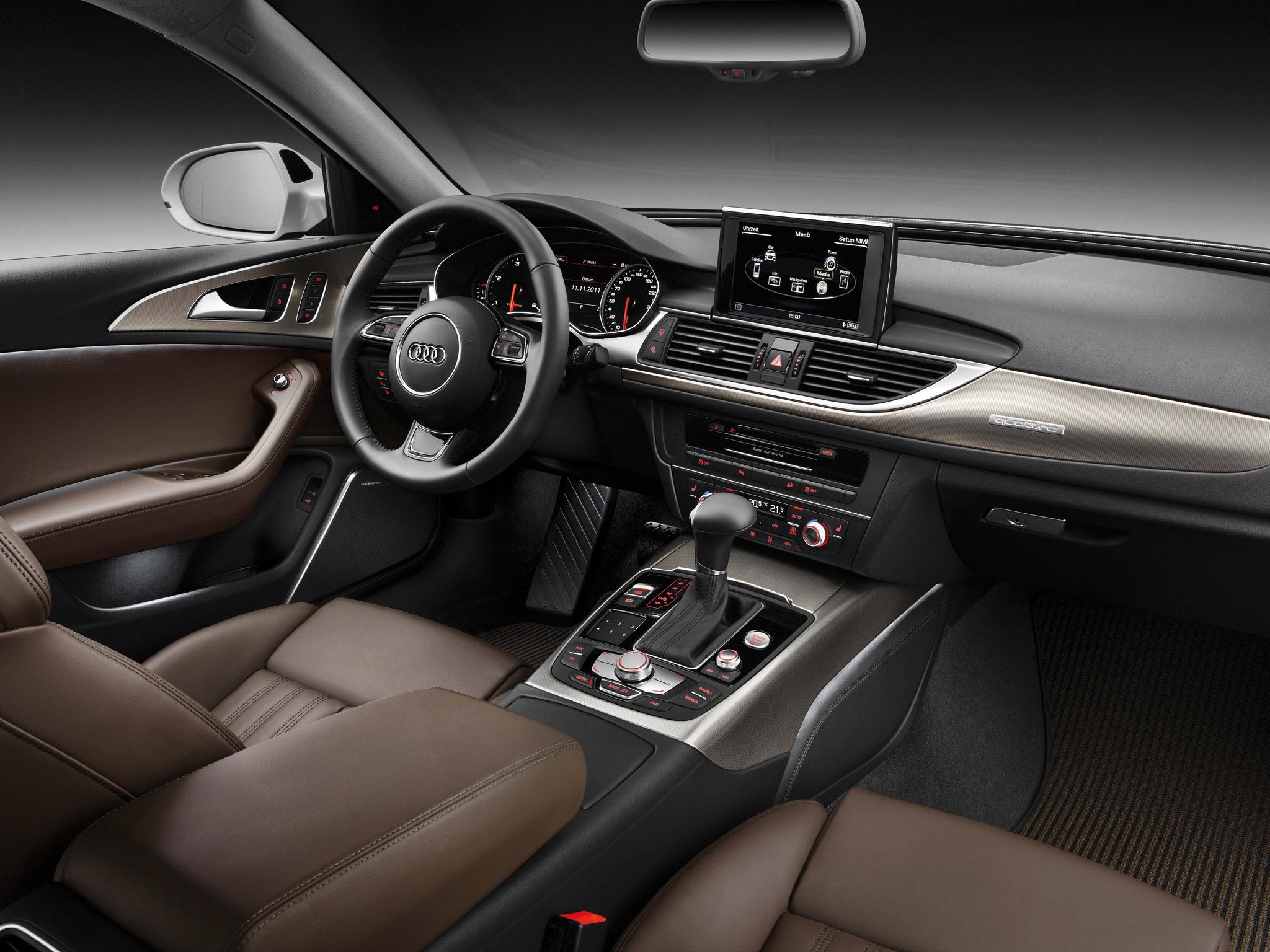 Audi A6 Allroad 3 0 Tdi Quattro 2012 Audi A6 Allroad 3 0