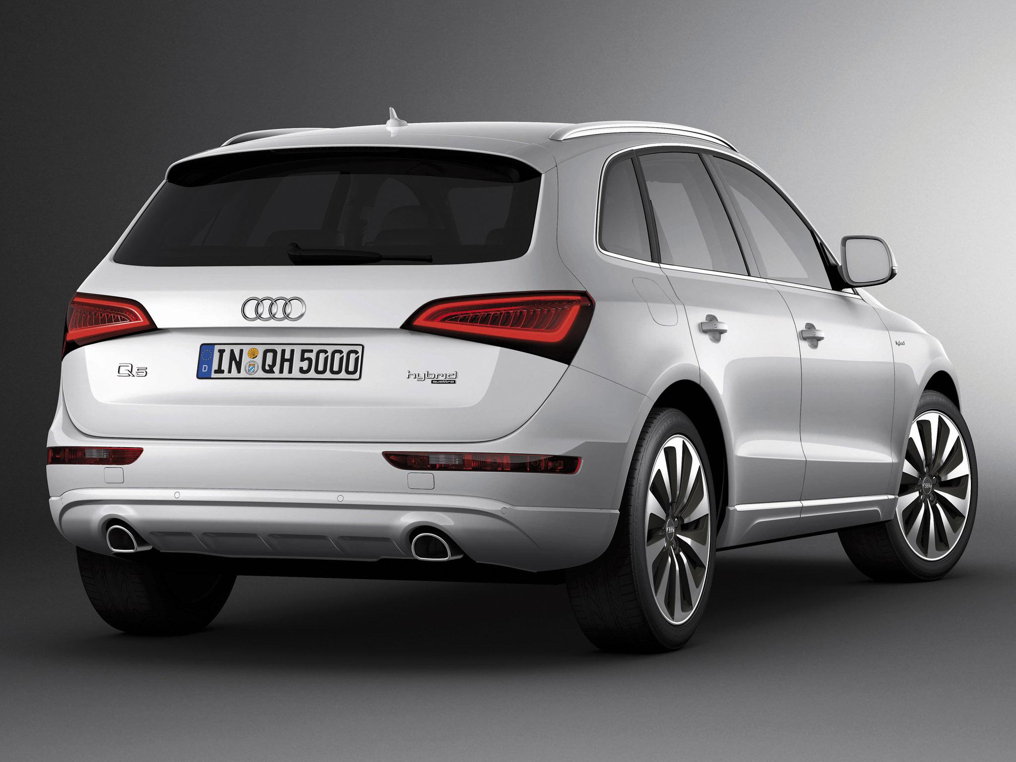 Audi Q Hybrid Quattro Car Pictures - Audi q5 hybrid