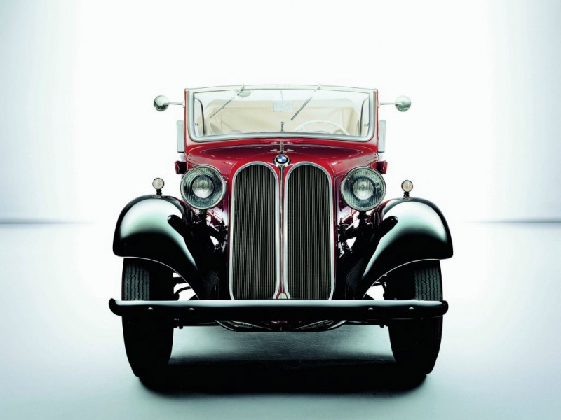 Car in pictures - car photo gallery » BMW 303 1933-1936 Photo 01