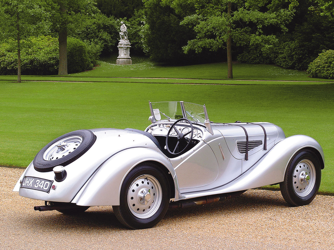 Car in pictures - car photo gallery » BMW 328 Roadster ...