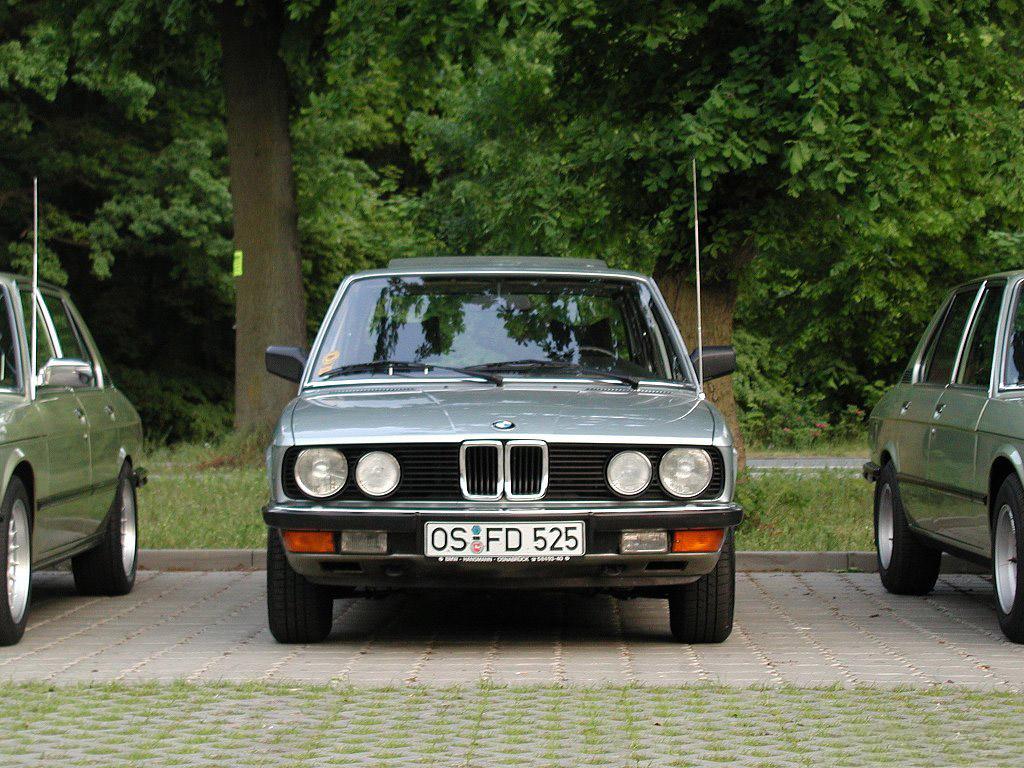 Bmw 5 Series E28 1981 1987 Photo 02 Car Download Full Size 1024 768 Pixels