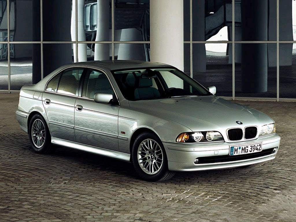 bmw 5 series sedan e39 1995 2003 bmw 5 series sedan e39. Black Bedroom Furniture Sets. Home Design Ideas