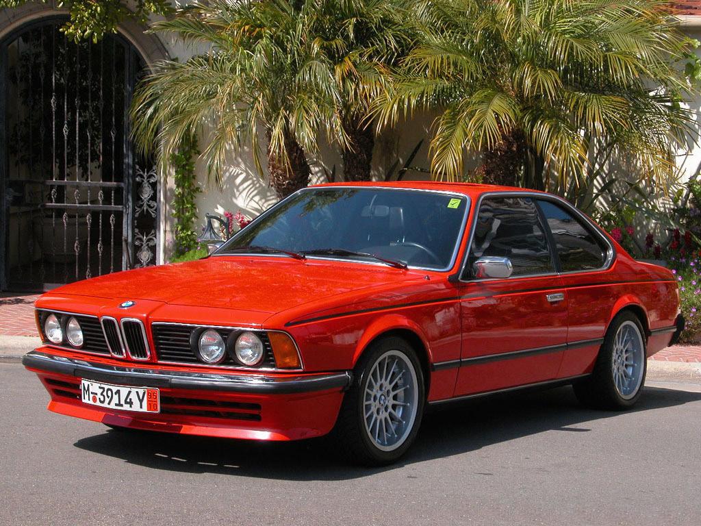 BMW 6-Series 635csi E24 1978-1987 BMW 6-Series 635csi E24 1978-1987 ...