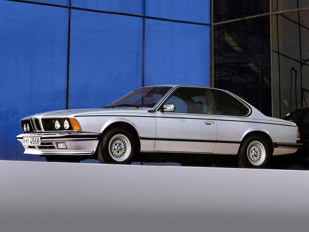 Car in pictures - car photo gallery » BMW 6-Series 635csi E24 1978-1987 Photo 07