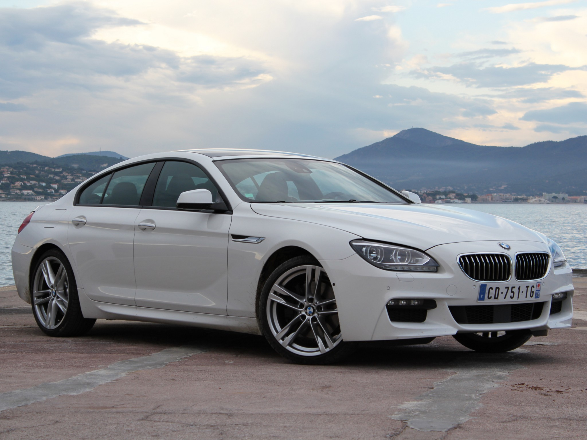 bmw 6 series 640d gran coupe m sport package f06 2012 bmw. Black Bedroom Furniture Sets. Home Design Ideas